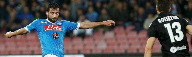 Napoli, Albiol'un sözleşmesini uzattı