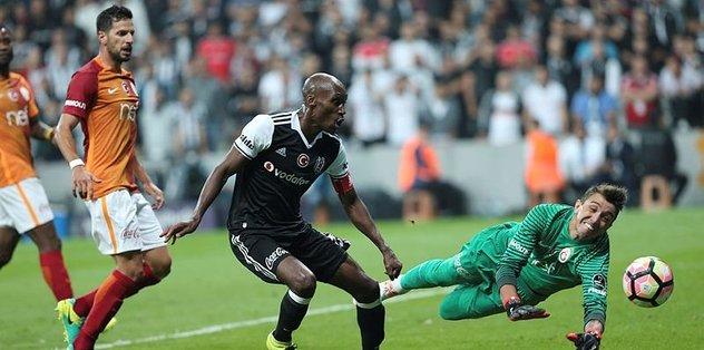 Galatasaray için sıkıntı, Beşiktaş için şans