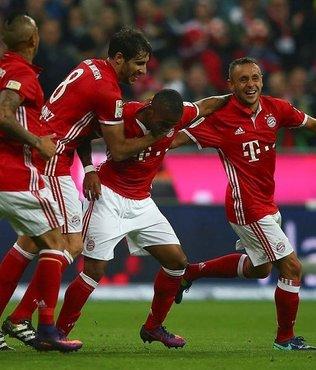 Bayern galibiyeti hat�rlad�