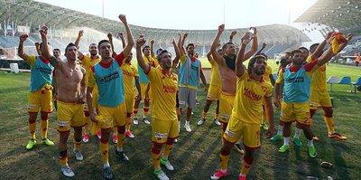 Göztepe, 'Süper Lig'e çabuk ısındı