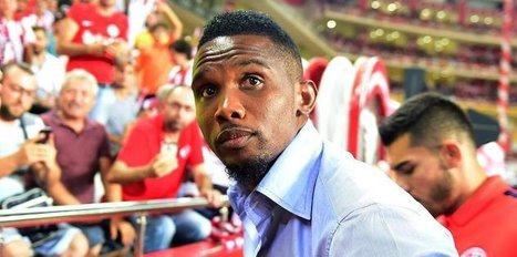 Cimbom is in for Eto�o