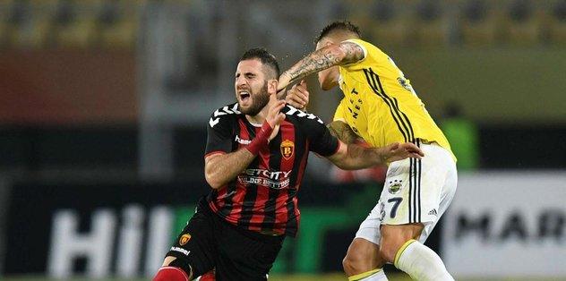 Fenerbahçe Üsküp'te TOPAL'ladı: 2-0
