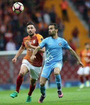 Galatasaray ile Osmanlıspor 17. randevuda