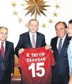 Cumhurbaşkanı Antalya'da