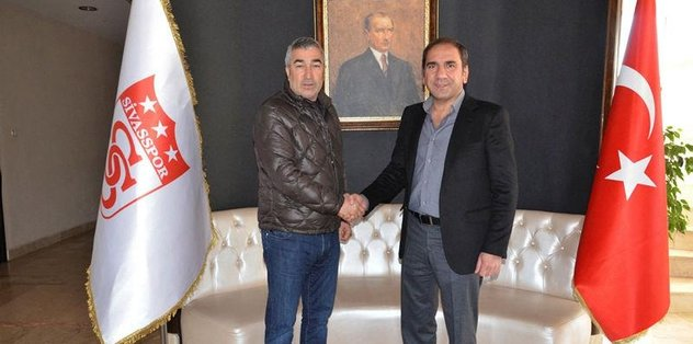 Sivasspor'da transfer harekatı