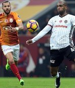 Besiktas defeat Galatasaray in derby clash