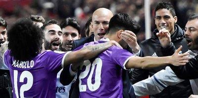 Real Madrid Barça'nın rekorunu kırdı