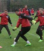 Gençlerbirliği'nde Başakşehir maçı hazırlıkları başladı