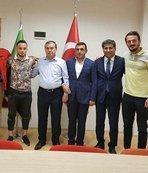 Denizlispor, Ziya ve Zeki'nin sözleşmelerini uzattı