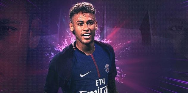 Tarihin en pahalı transferi açıklandı! Neymar resmen PSG'de