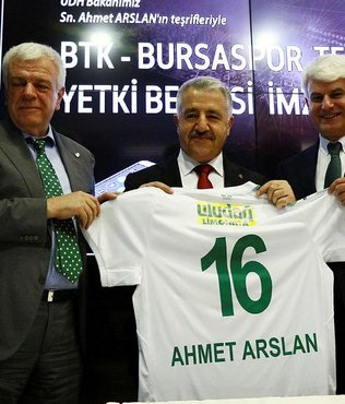 Bursaspor'dan dev anlaşma