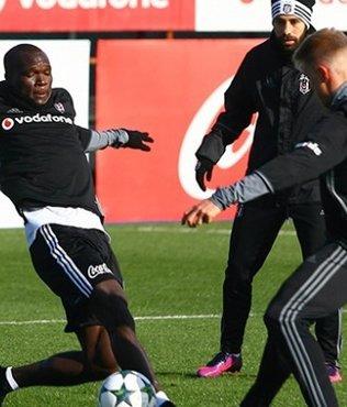 Beşiktaş'ta Dinamo Kiev hazırlıkları başladı