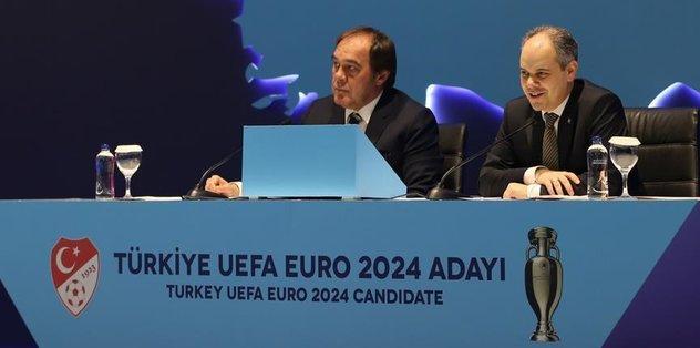 Turkey set to host UEFA Euro 2024
