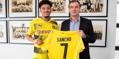 Dortmunddan 2000 doğumlu kanat