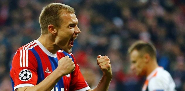 Defansa Bayern'li panzer