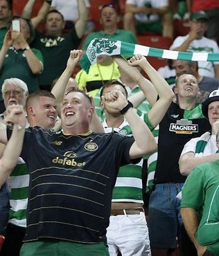 Celtic fined over fans' Palestine display