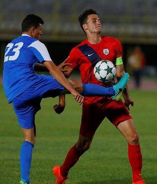 UEFA Gen�lik Ligi: Alt�nordu: 5 - Levski Sofya: 0