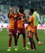 Galatasaray fırtına gibi esmeye devam