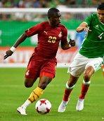 Bursaspor, Ganalı golcüde sona yakın