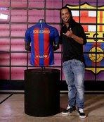 Ronaldinho heyecanı