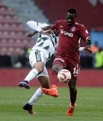 Trabzonspor, Aker Stadı'na veda etti