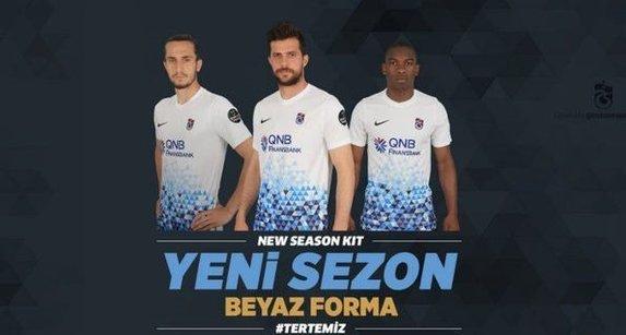 Takımların 2017-2018 sezon formaları belli oldu.