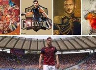 Totti'nin vedasına özel 100 harika görsel!