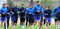 Karabüksporda Osmanlıspor maçı hazırlıkları sürüyor