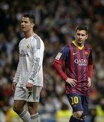 """""""Sadece ben ve Ronaldo..."""""""
