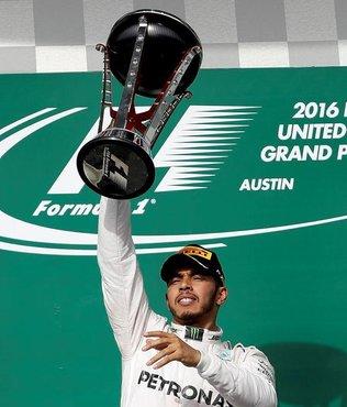 ABD'de kazanan Hamilton oldu