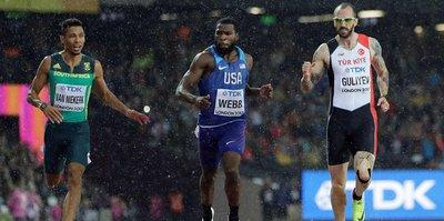 Milli Atlet, yarı finalde 1. oldu