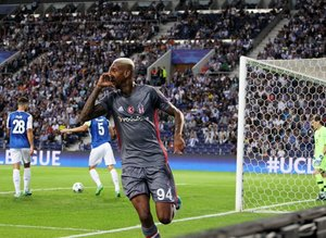 Portonun 463 dakikalık serisini Talisca bozdu!