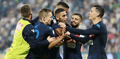 Napoli ve Juventus kayıp yaşamadı