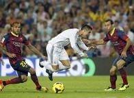 El Clasico'da zafer Barcelona'nın