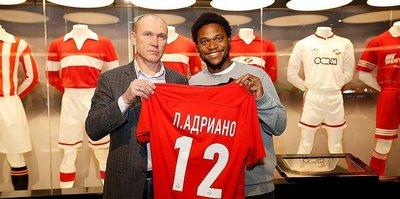 Luiz Adriano, Spartak Moskova'da