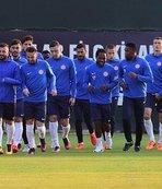 Antalyaspor'da, Fenerbahçe mesaisi başladı