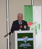 Bursaspor'da Olağan Divan Kurulu toplantısı