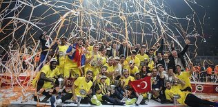 F.Bahce crowned THY EuroLeague champs