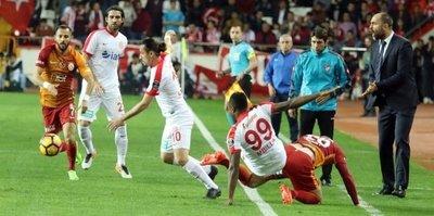 Antalyaspor-G.Saray I 20.00