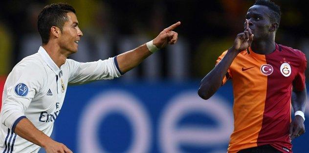Ronaldo'nun izinde