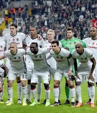 Deplasman Beşiktaş'tan sorulur