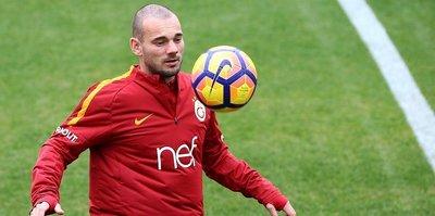 Sneijder'i de götürebilirim!
