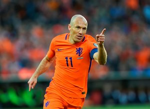 Fenerbahçeden yılın transfer bombası: Robben