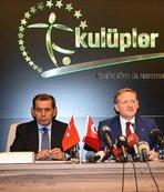 Başkan Özbek aday oldu
