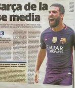 İspanyol basınının da gündemi oldu