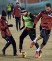 Gençlerbirliği'nde kupa maçı hazırlıkları sürüyor