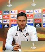 Dusko Tosic maç öncesi konuştu