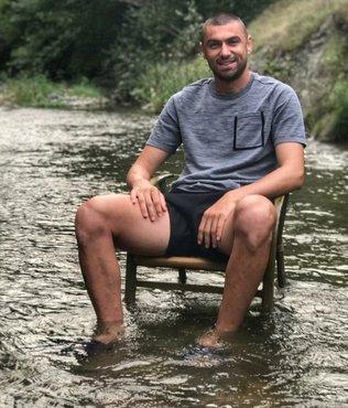 Burak Yılmaz, Trabzon derelerinde