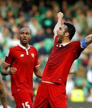 Sevilla'dan kritik galibiyet