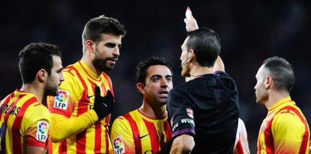 Östersunds maçına İspanyol hakem